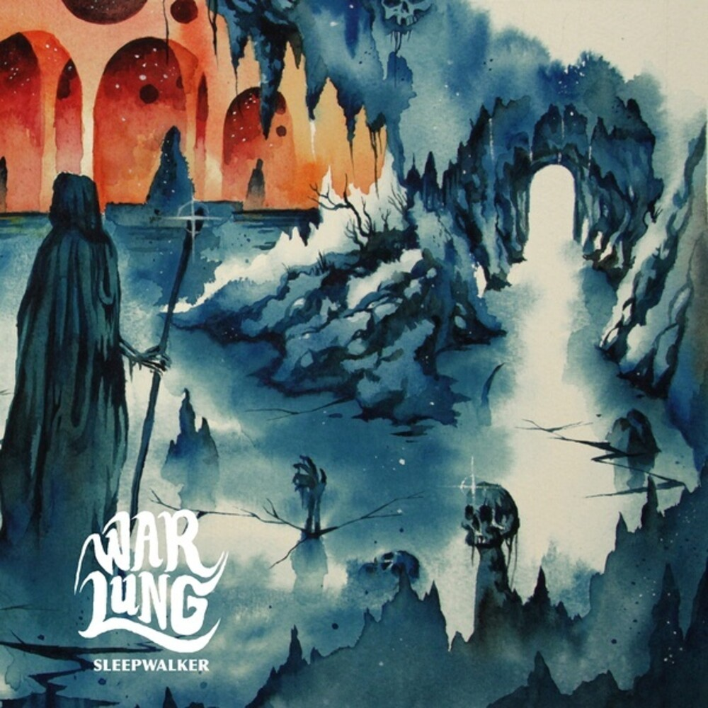 Warlung - Sleepwalker [Colored Vinyl] (Red) (Ylw)