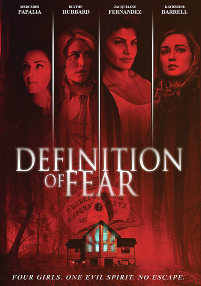 - Definition Of Fear / (Mod)