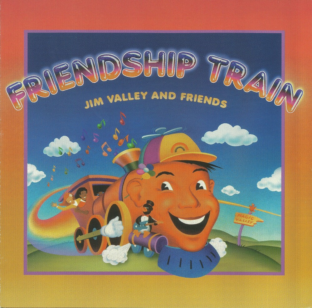 Jim Valley - Friendship Train