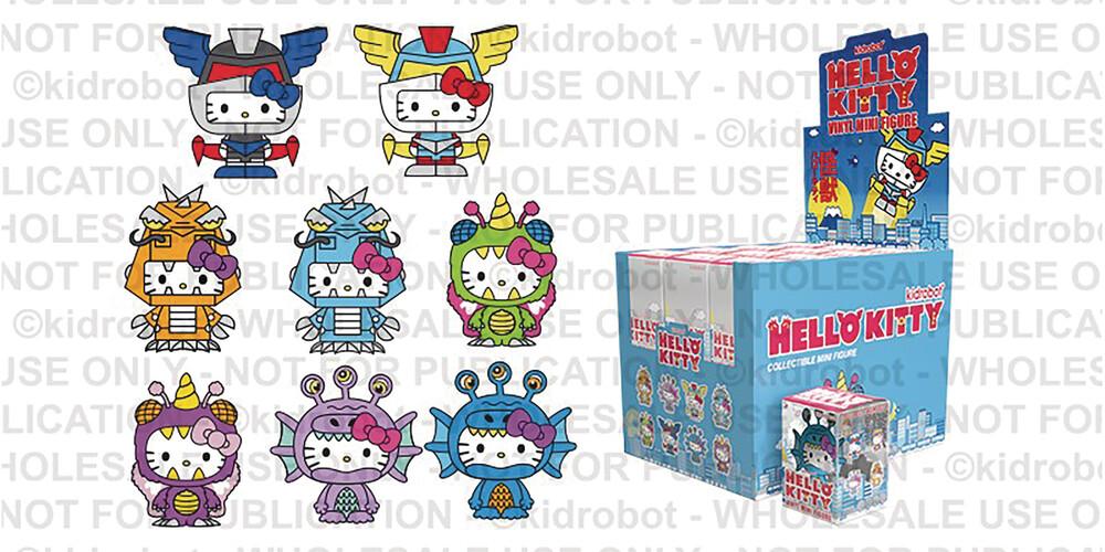 - NECA - Hello Kitty Kaiju Series Mini Figure 24pc BMB DS