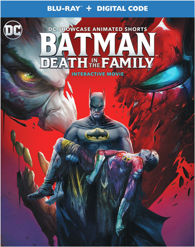 - Batman: Death In The Family (2pc) / (Digc)