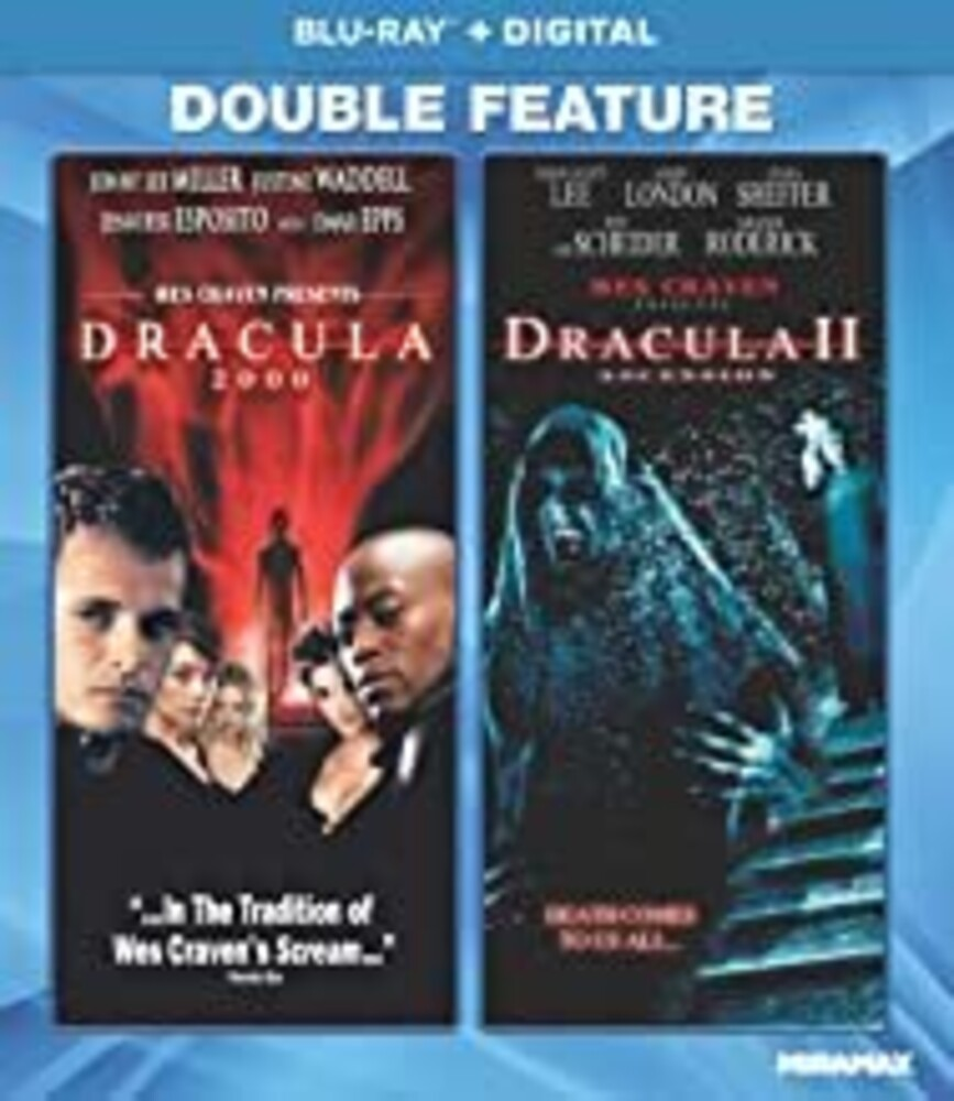Dracula Double Feature - Dracula Double Feature / (Amar Ws)