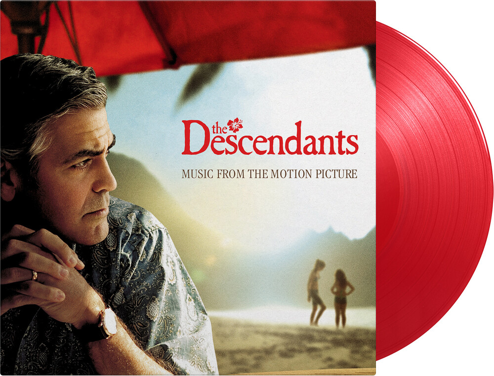 Descendants / OST Gate Ogv Red - Descendants / O.S.T. (Gate) [180 Gram] (Red)