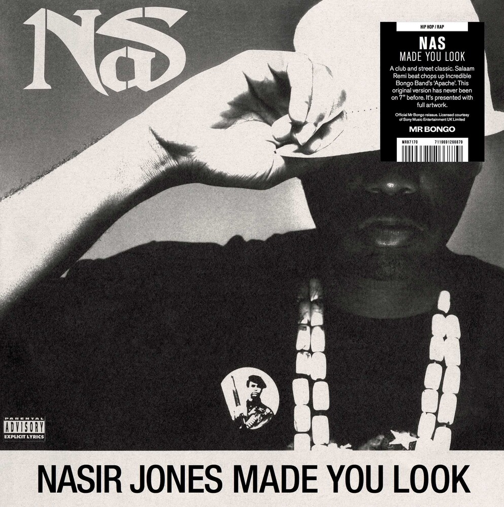 Nas - Made You Look [Vinyl Single]