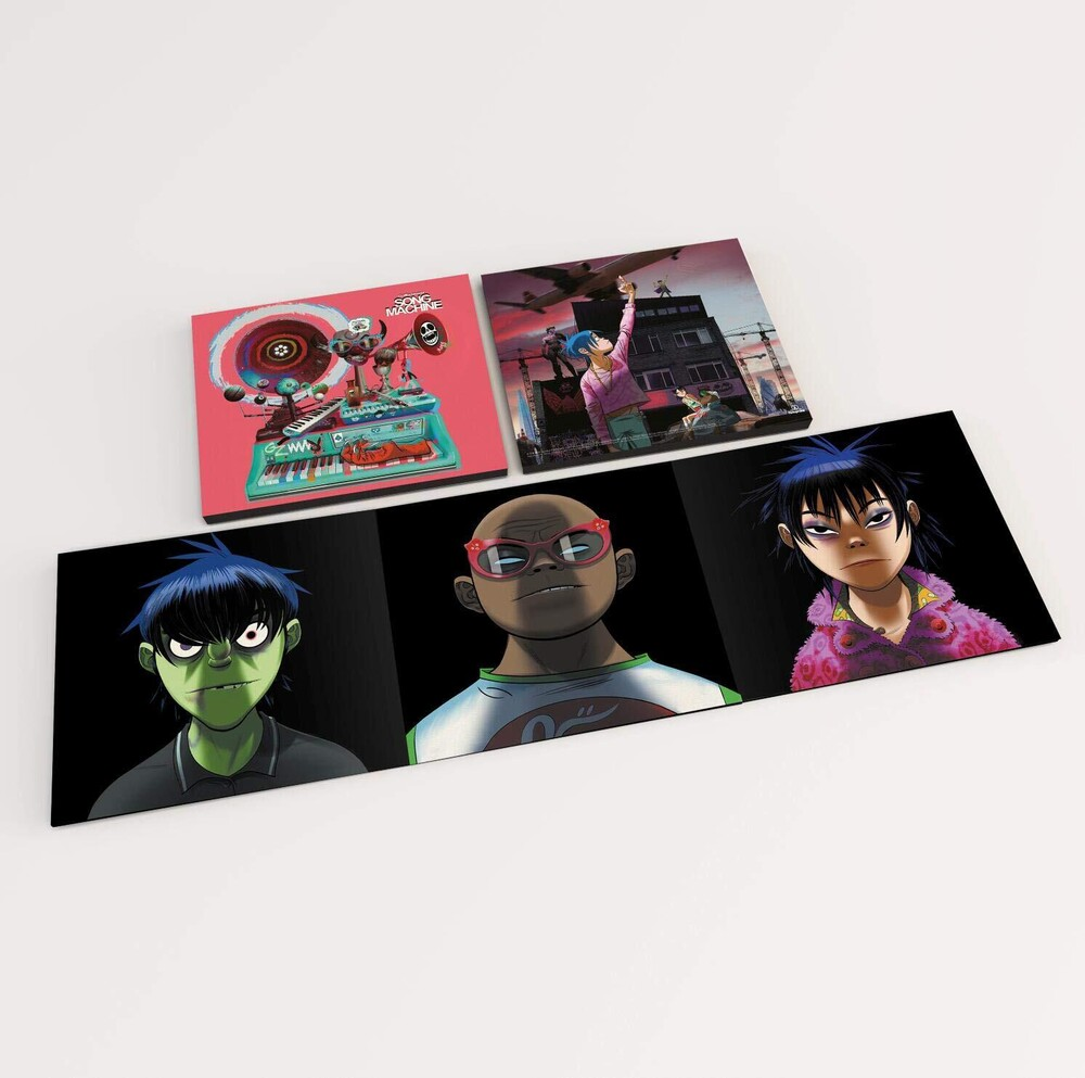Gorillaz - Song Machine, Season One [Deluxe]