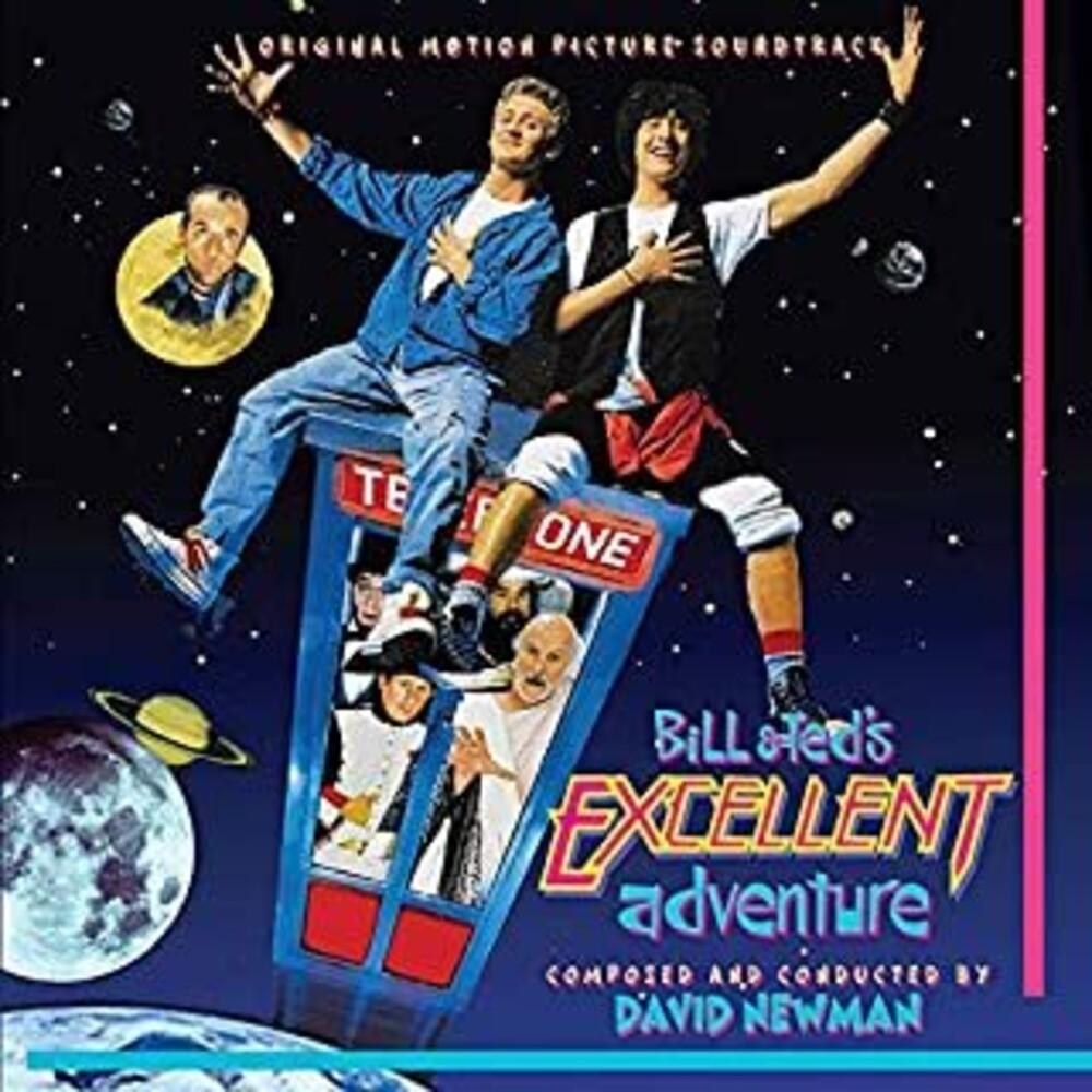 David Newman  (Ita) - Bill & Ted's Excellent Adventure / O.S.T. (Ita)