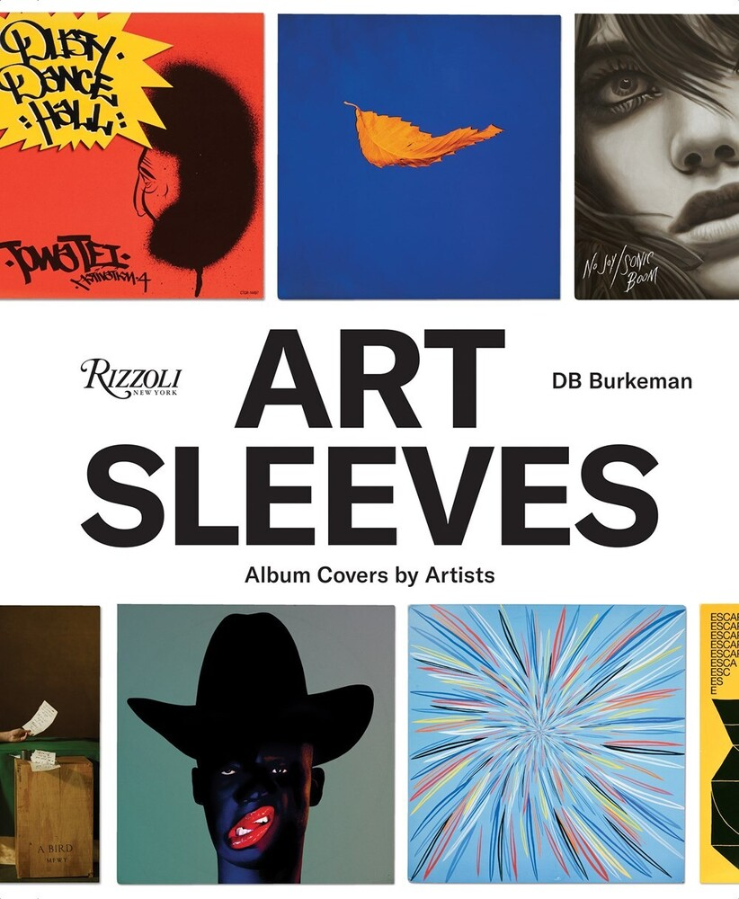 - Art Sleeves: Album Covers by Artists
