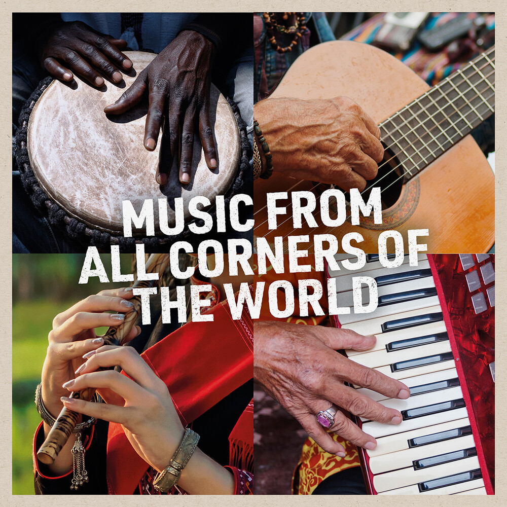 Music From All Corners / Various 2pk - Music From All Corners / Various (2pk)