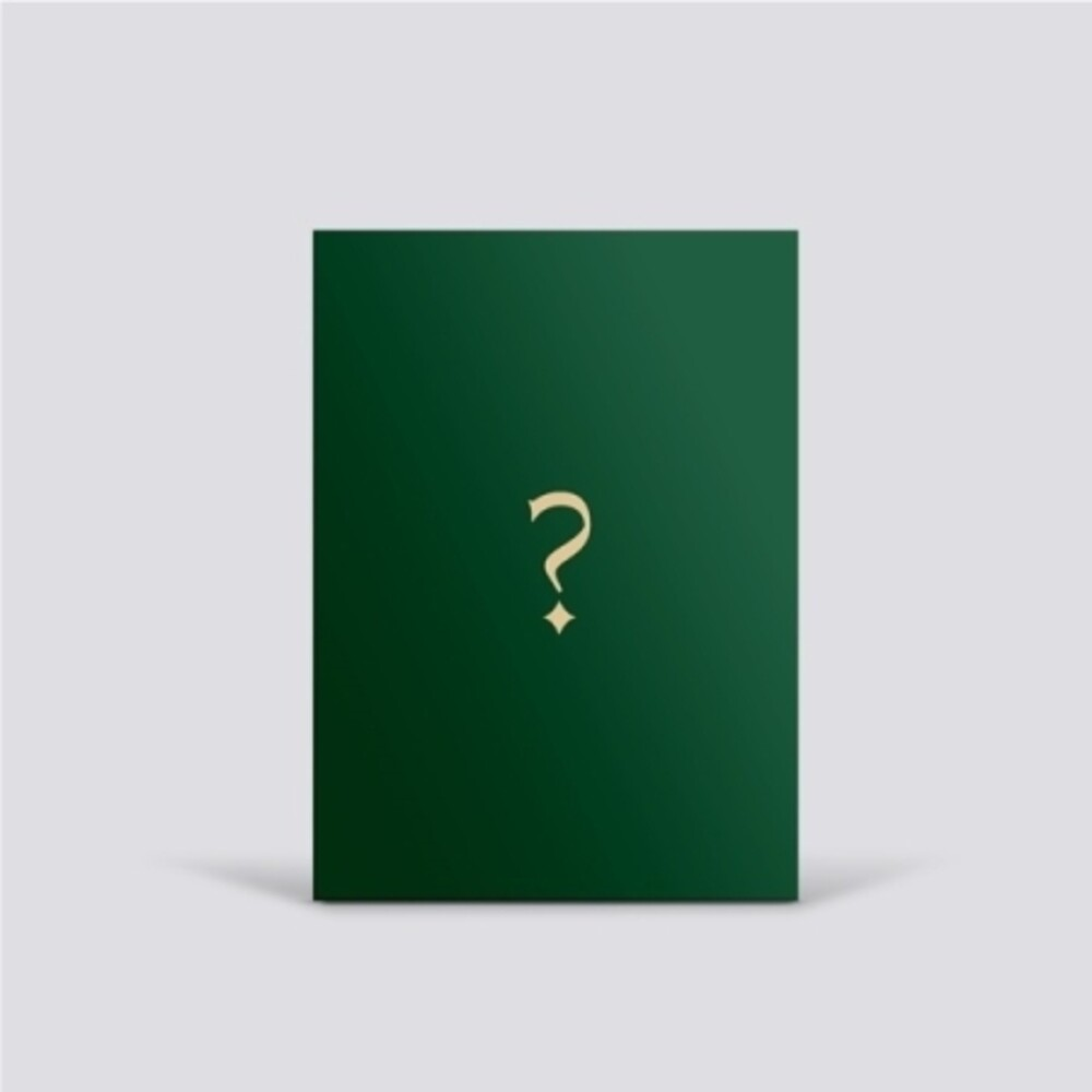 Mamamoo - Travel (Deep Green Version) (Stic) [With Booklet] (Phot)