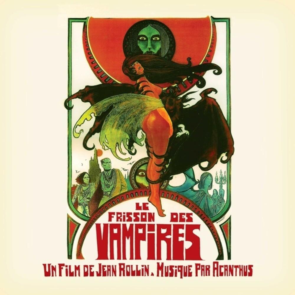 Frisson Des Vampires / OST - Les Frisson Des Vampires (The Shiver of the Vampires) (Original Soundtrack)
