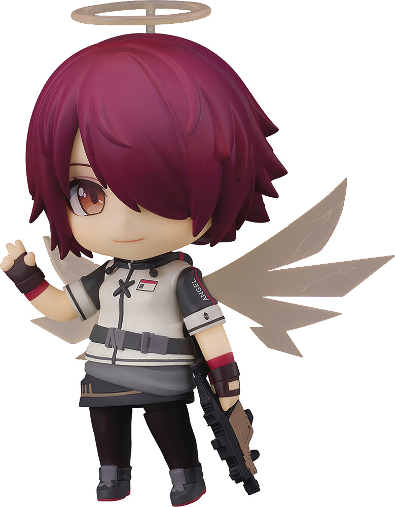 Good Smile Company - Good Smile Company - Arknights Exusiai Nendoroid Action Figure