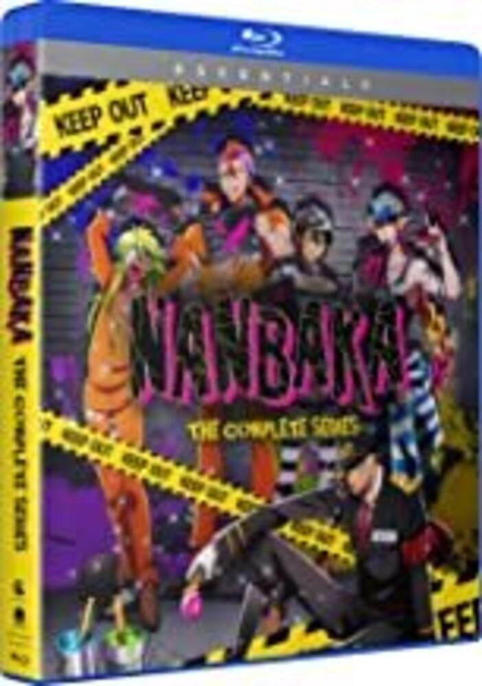 Nanbaka: Complete Series - Nanbaka: Complete Series (4pc) / (Box Digc)