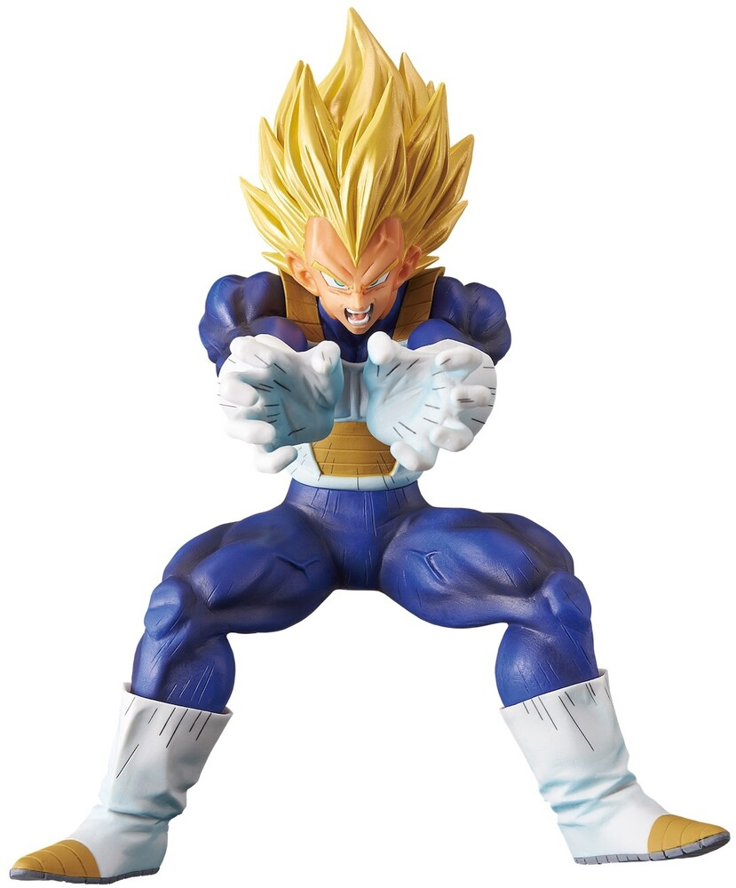 Banpresto - BanPresto - Dragon Ball Z Final Flash Figure