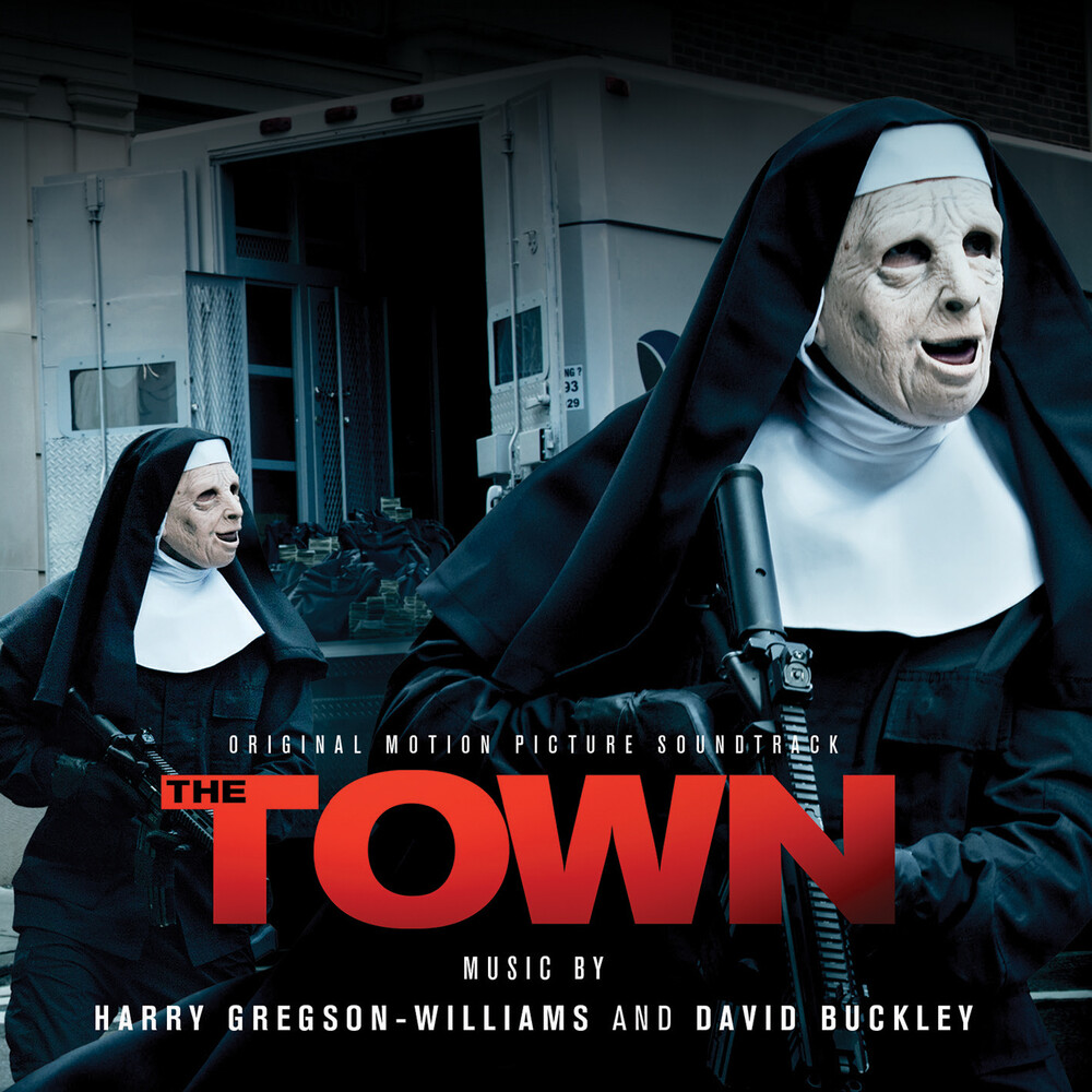 Gregson-Williams, Harry / David Buckley Mod - The Town (Original Soundtrack)