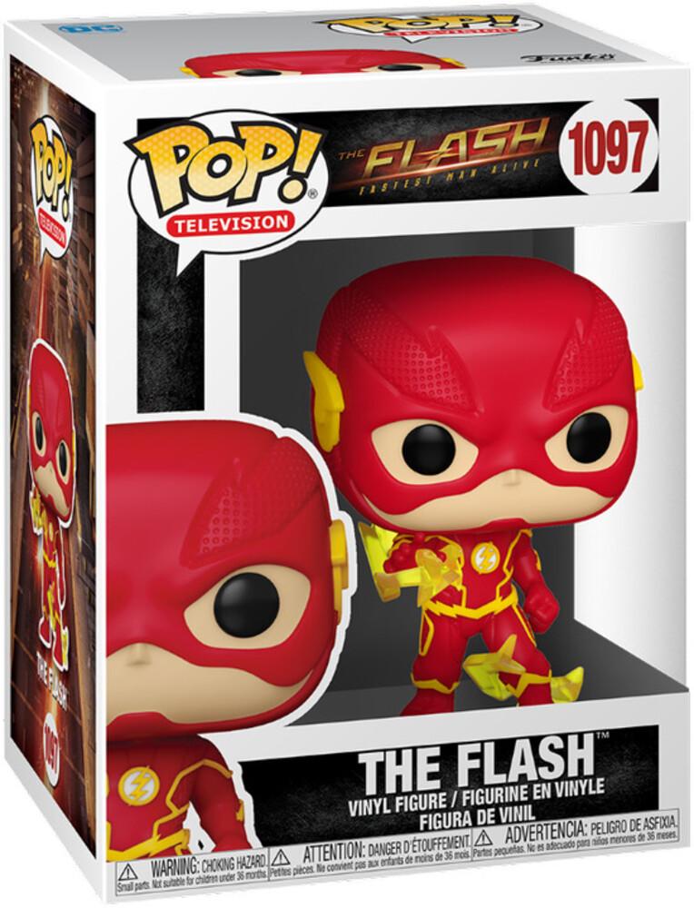 Funko Pop! Heroes: - FUNKO POP! HEROES: The Flash- The Flash