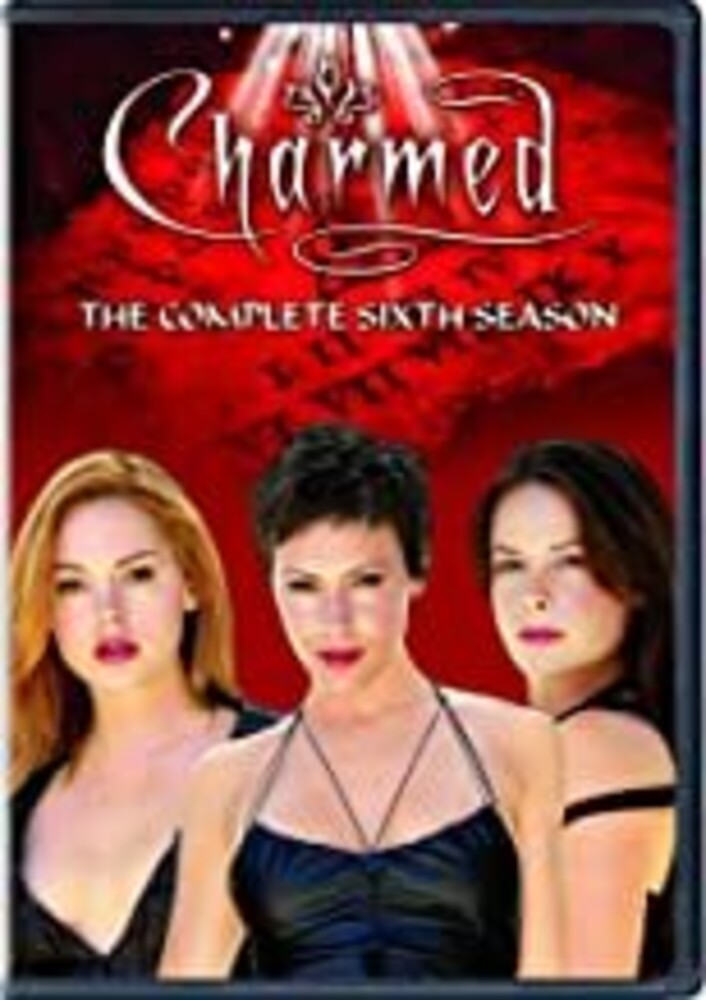 Charmed: Complete Sixth Season - Charmed: Complete Sixth Season (6pc) / (Box Full)