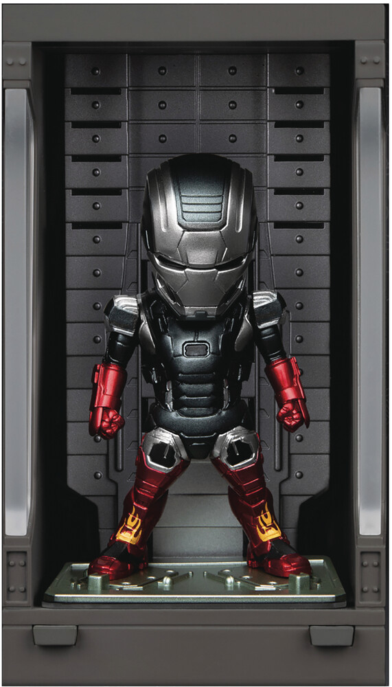 Beast Kingdom - Beast Kingdom - Iron Man 3 MEA-022 Iron Man Mk XXII With Hall Of ArmorFigure