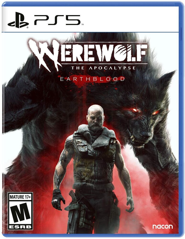 Ps5 Werewolf: The Apocalypse - Earthblood - Werewolf: The Apocalypse - Earthblood for PlayStation 5