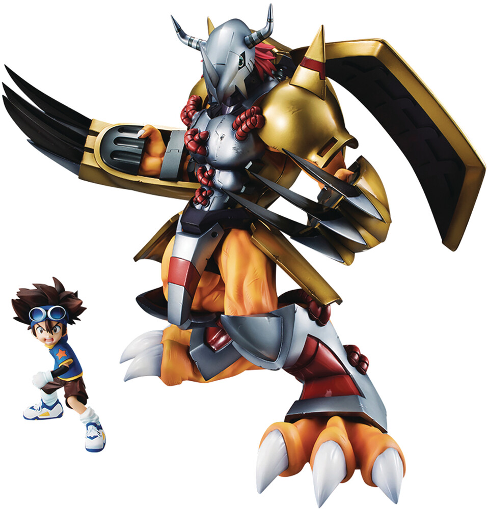 Megahouse - Megahouse - Digimon Adventure - Precious G.E.M. Digimon AdventureWargreymon & Yagami Taichi [repeat]