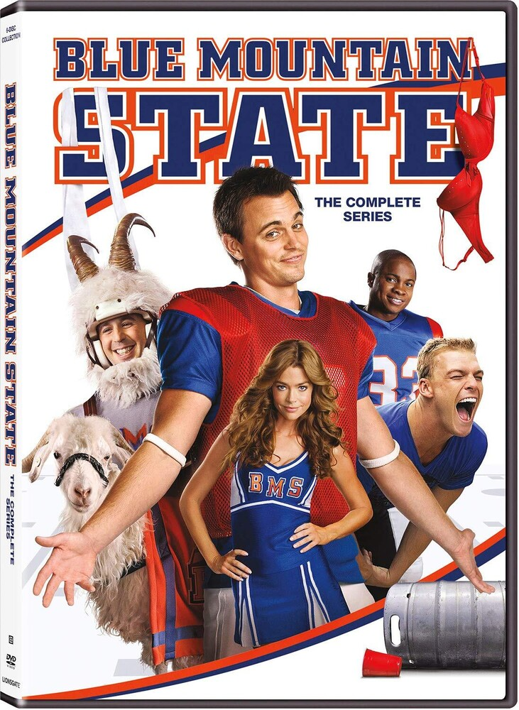 Blue Mountain State: Complete Series - Blue Mountain State: Complete Series