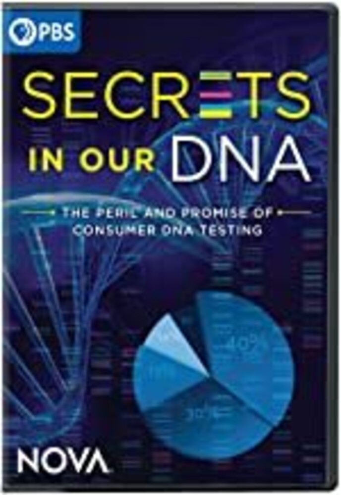 Nova: Secrets in Our Dna - Nova: Secrets In Our Dna
