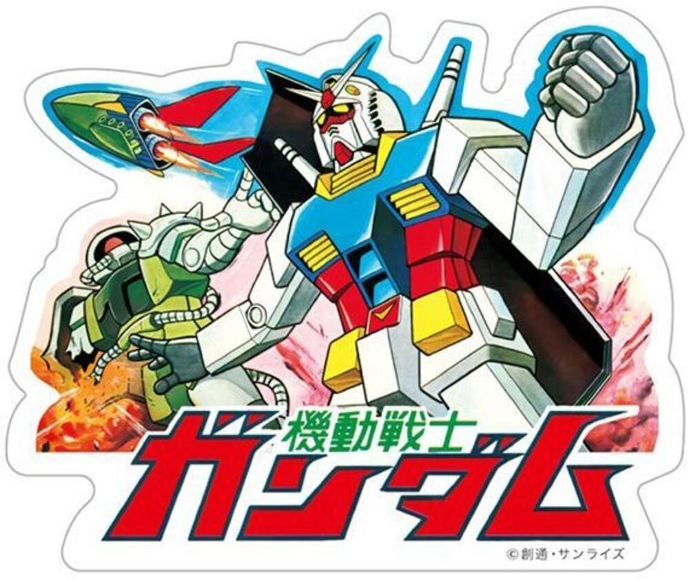 Sun Star - Gundam - Sticker GS8 A