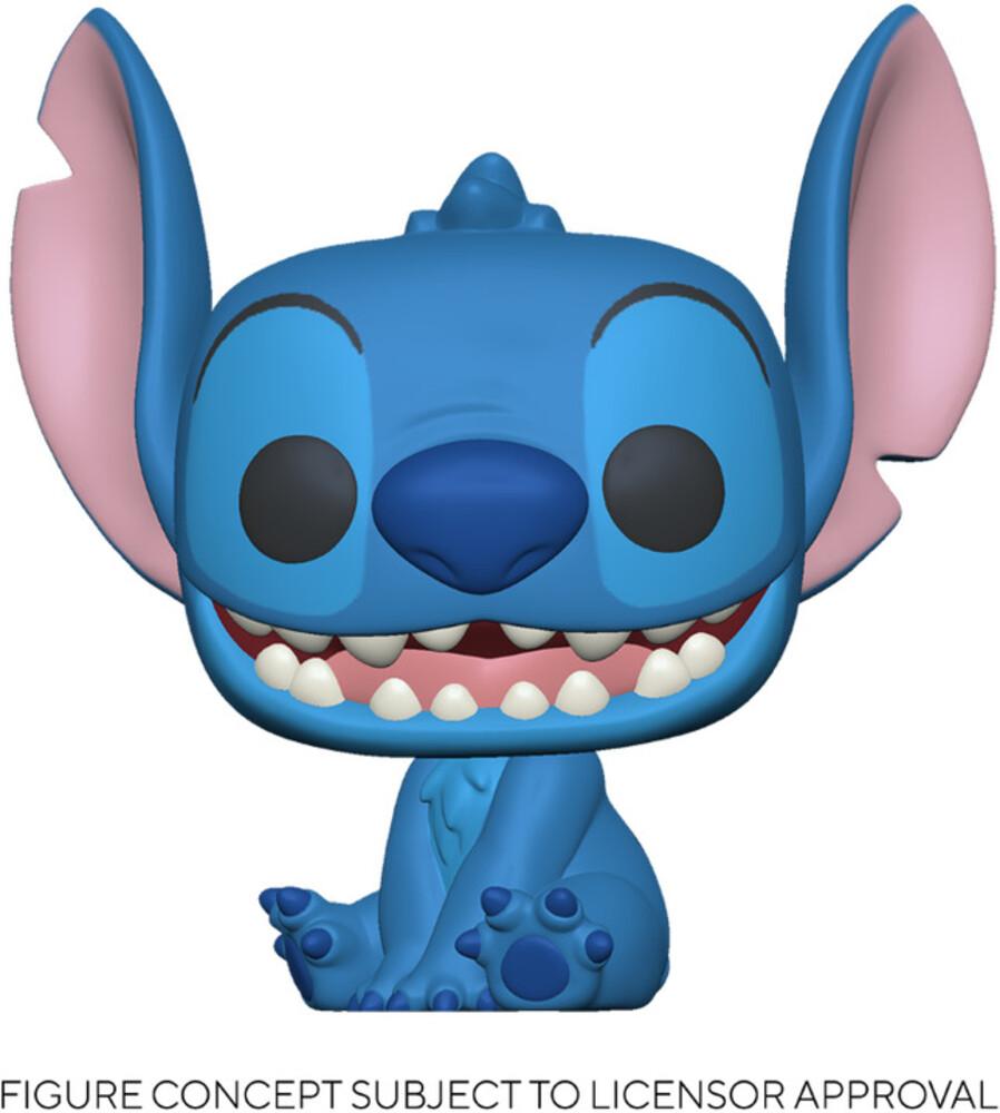 "Funko Pop! Jumbo: - FUNKO POP! JUMBO: Lilo & Stitch- Stitch 10"""