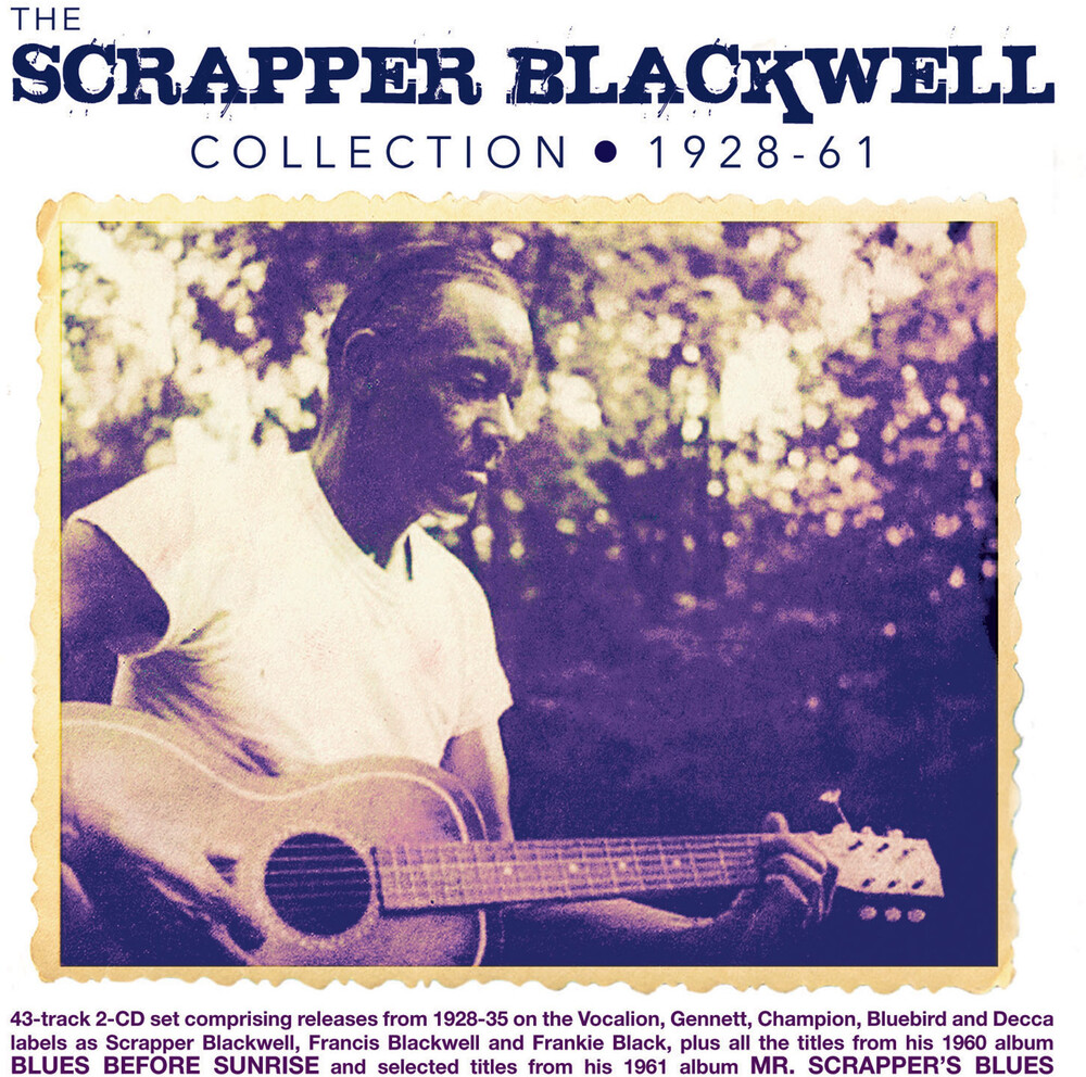 Scrapper Blackwell - Collection 1928-61