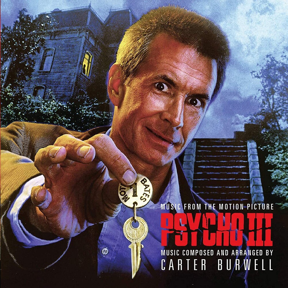 Carter Burwell  (Exp) (Ita) - Psycho III (Music From the Motion Picture) (Expanded)