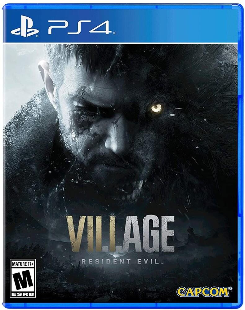 Ps4 Resident Evil Village - Resident Evil Village for PlayStation 4
