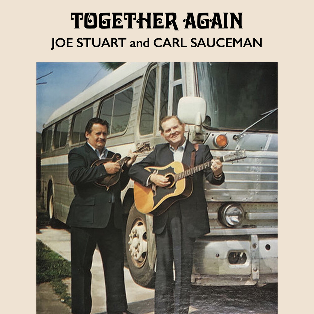 Joe Stuart  / Sauceman,Carl - Together Again