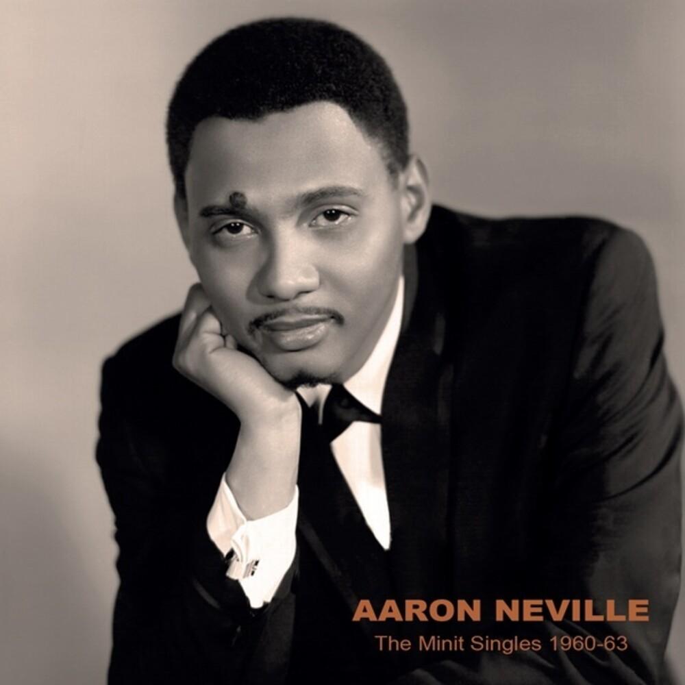 Aaron Neville - Minit Singles
