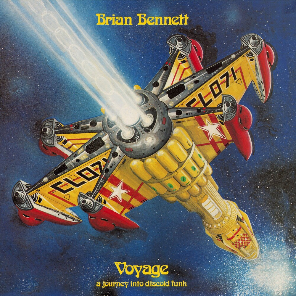 Brian Bennett - Voyage: Expanded Edition