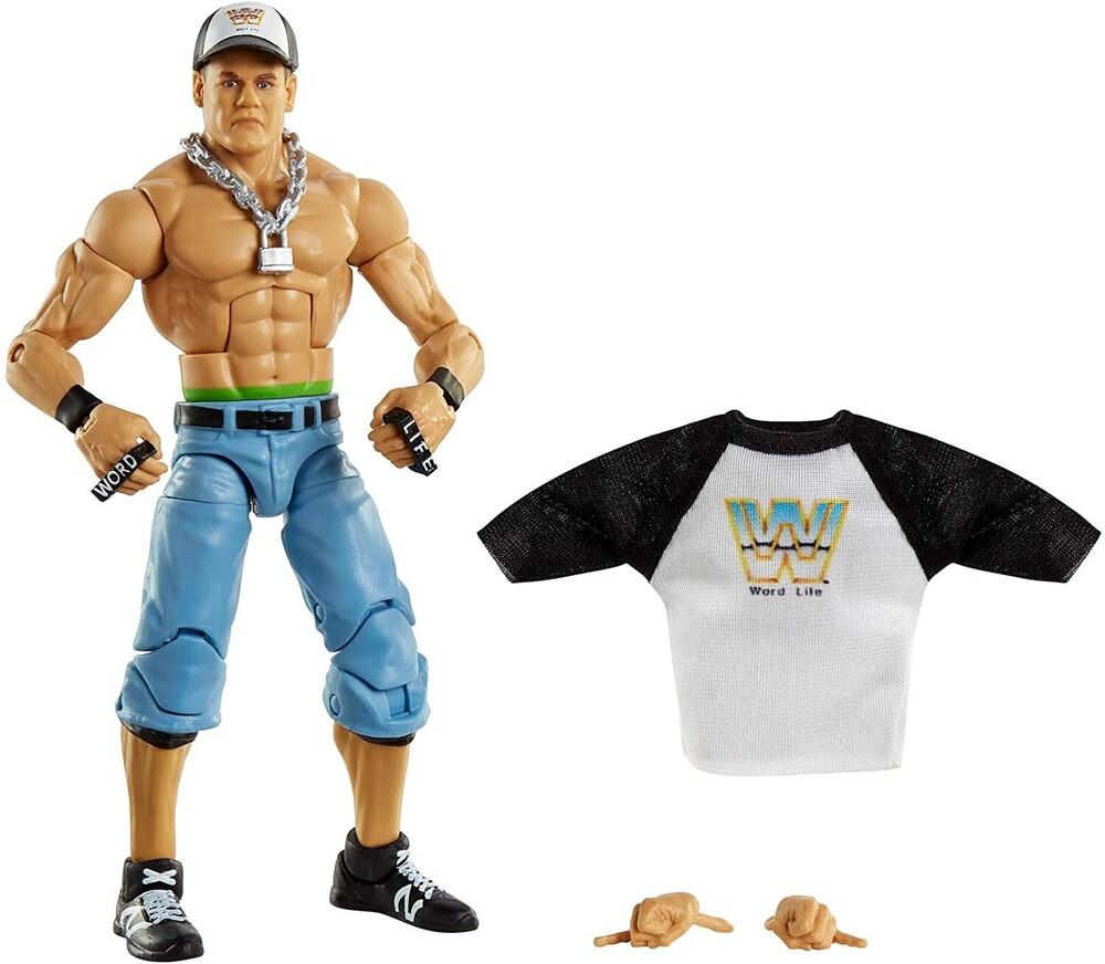 WWE - Mattel Collectible - WWE Top Picks Elite John Cena