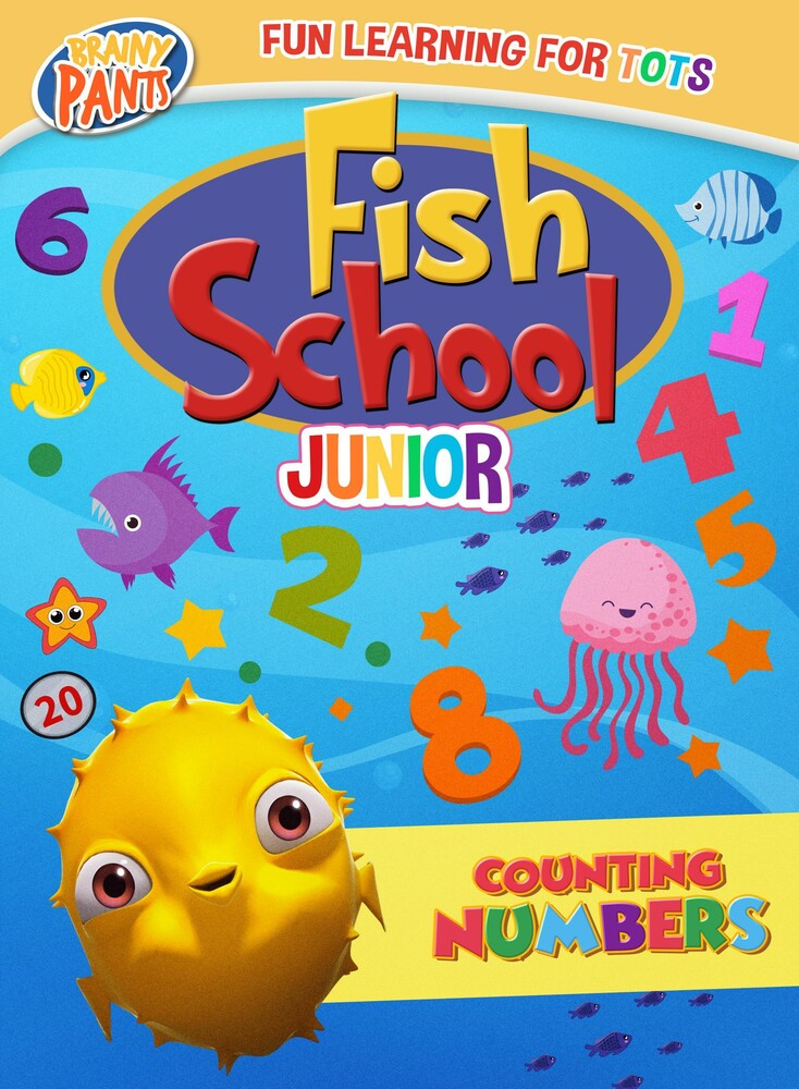 - Fish School Junior: Counting Numbers