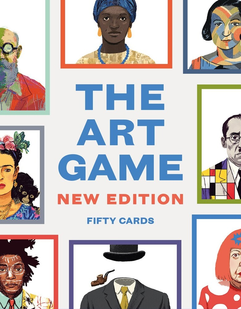 - The Art Game: New edition, fifty cards