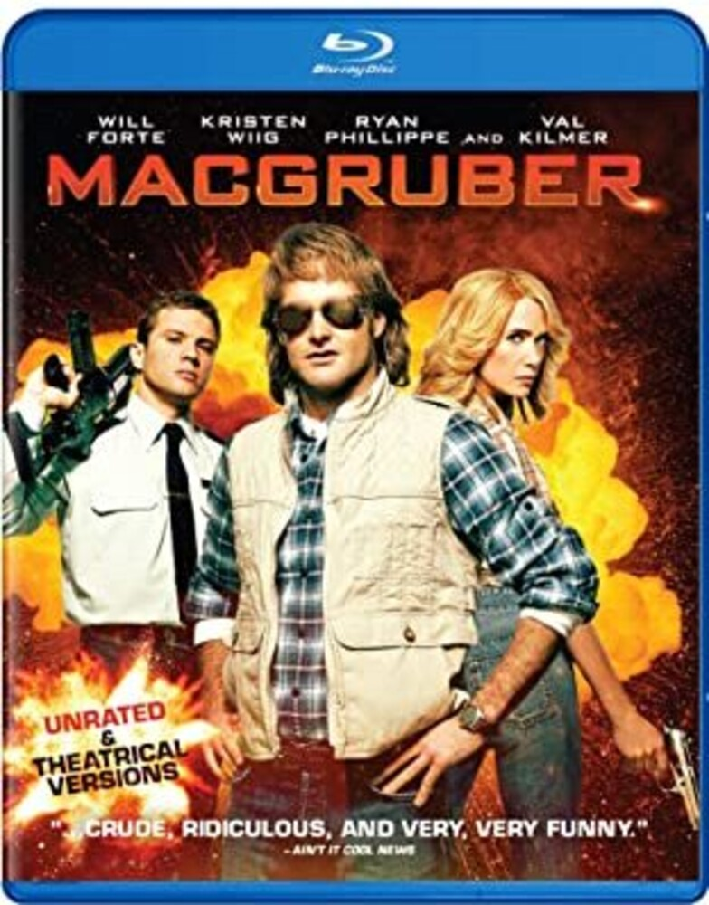- MacGruber