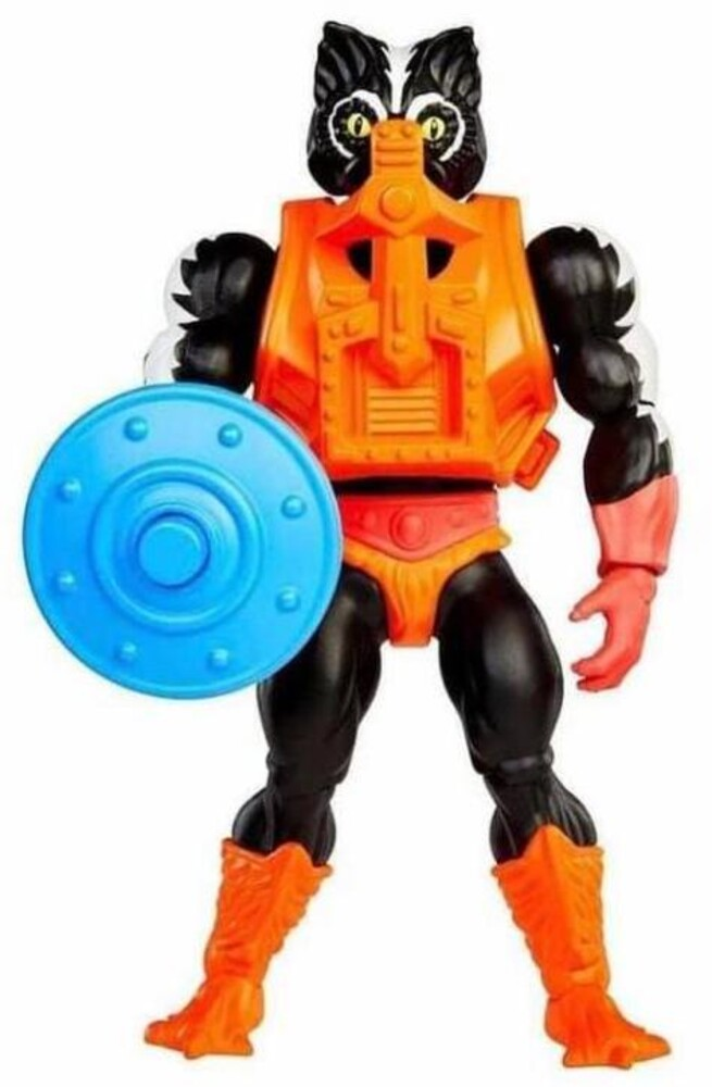 - Mattel Collectible - Masters of the Universe Origins Stinkor (He-Man, MOTU)