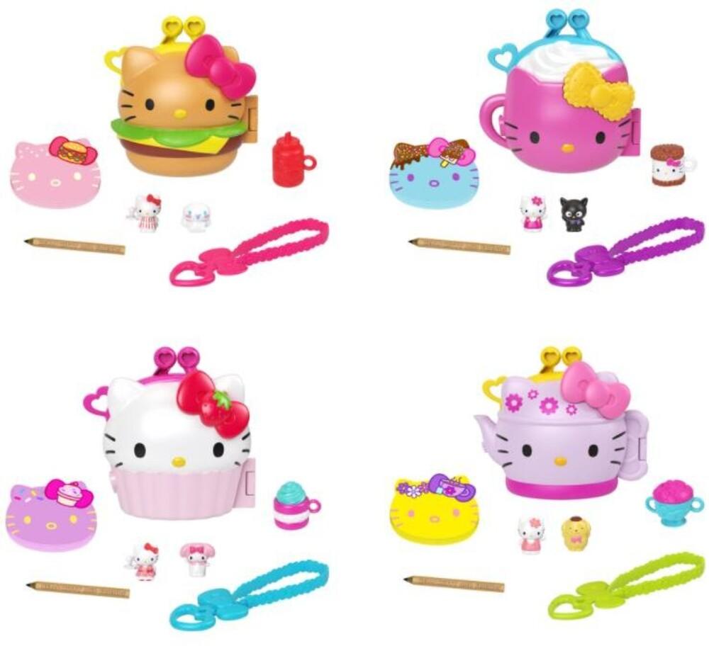 Sanrio - Mattel - Sanrio Compact Assortment