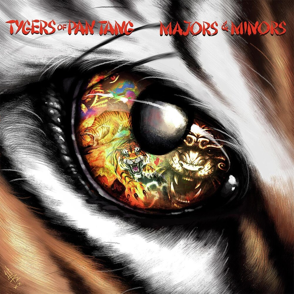 Tygers Of Pan Taang - Majors & Minors