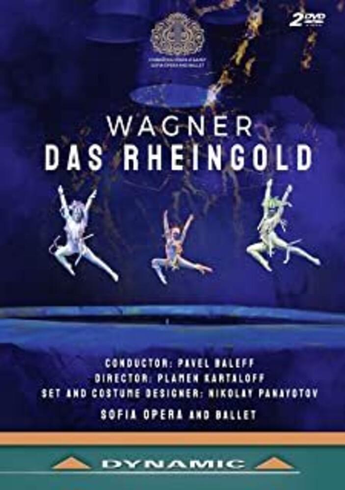 - Das Rheingold (2pc) / (2pk)