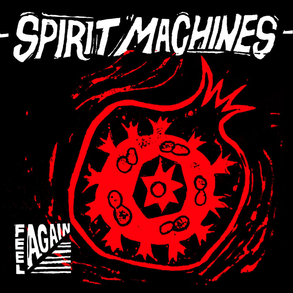 Spirit Machines - Feel Again (Bonus Track) (Gate) [180 Gram]