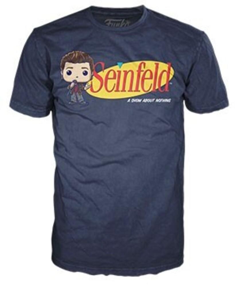 - Seinfeld- Seinfeld Logo- Adult Large (Vfig)