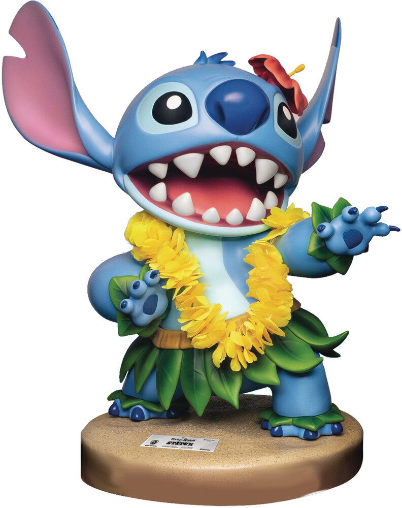 - Lilo & Stitch Mc-031 Hula Stitch Master Craft Stat