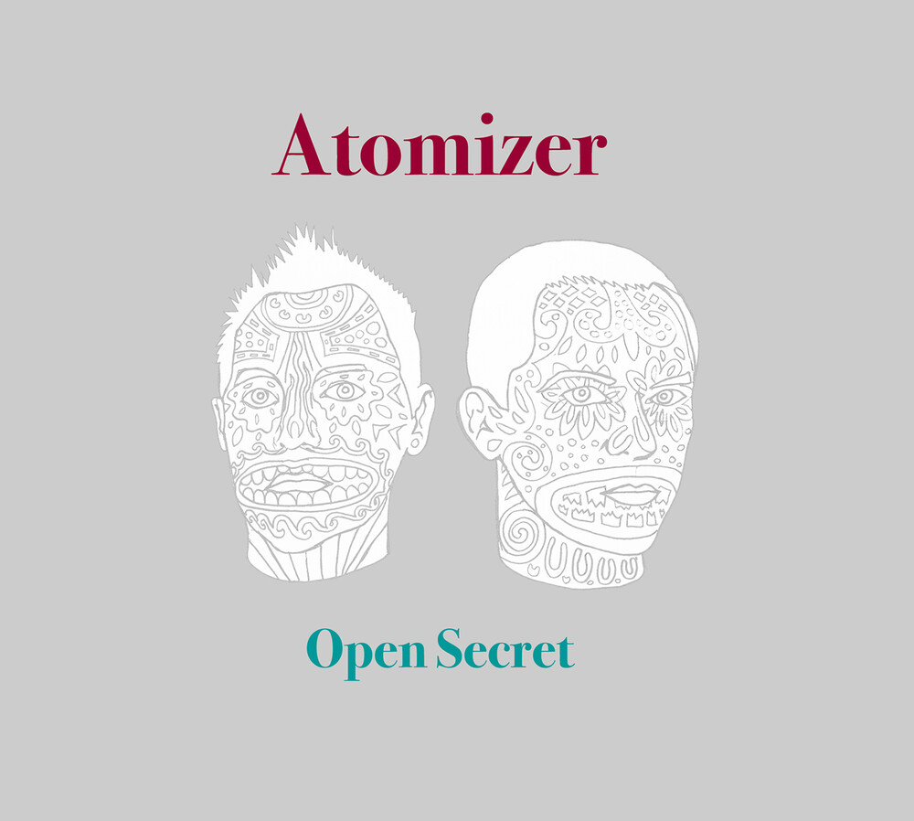 Atomizer - Open Secret