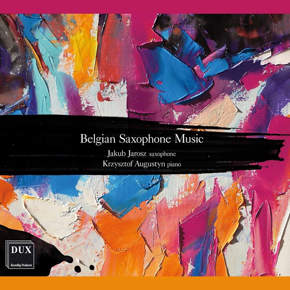 Belgian Saxophone Music / Various - Belgian Saxophone Music / Various