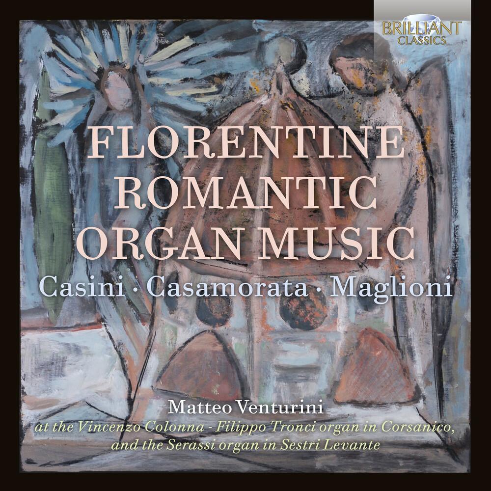 - Florentine Romantic Organ
