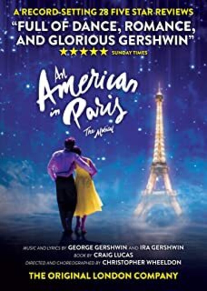 - An American In Paris