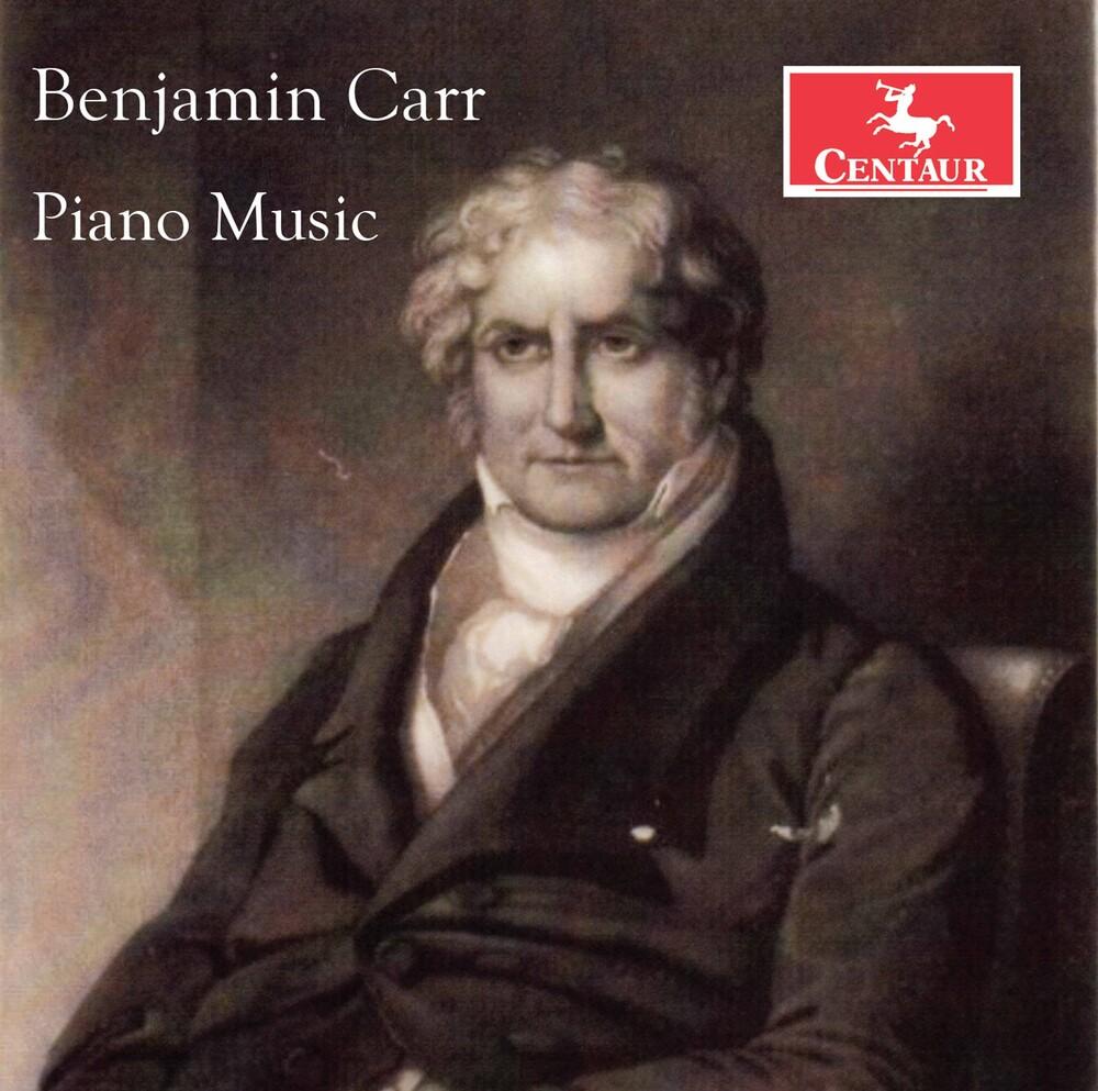 Carr / Johnson - Piano Music (4pk)