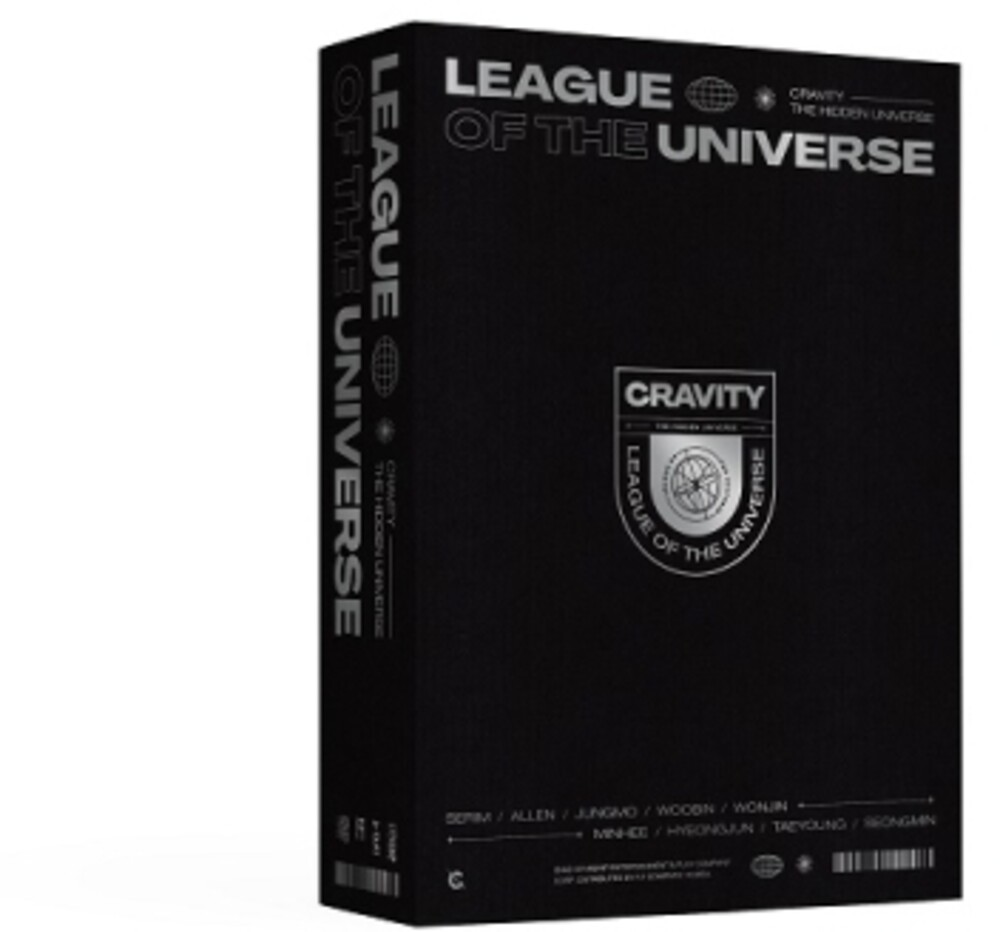 Cravity - League Of The Universe / (Post Phob Phot Asia)
